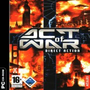 How To Install Act Of War Direct Action Game Without Errors